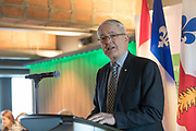 WADA, World Anti Doping Agency, annual meeting in Montreal, opening reception