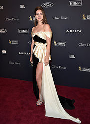Recording Academy and Clive Davis Pre-GRAMMY Gala. The Beverly Hilton Hotel, Beverly Hills, California. EVENT January 25, 2020. 25 Jan 2020 Pictured: Lana Del Rey. Photo credit: AXELLE/BAUER-GRIFFIN / MEGA TheMegaAgency.com +1 888 505 6342