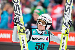 22.12.2013, Gross Titlis Schanze, Engelberg, SUI, FIS Ski Jumping, Engelberg, Herren, im Bild Simon Ammann (SUI) // during mens FIS Ski Jumping world cup at the Gross Titlis Schanze in Engelberg, Switzerland on 2013/12/22. EXPA Pictures © 2013, PhotoCredit: EXPA/ Eibner-Pressefoto/ Socher<br /> <br /> *****ATTENTION - OUT of GER*****