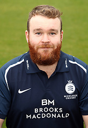 Middlesex's Paul Stirling during the media day at Lord's Cricket Ground, London.