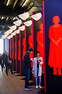 High Line Hulu Activation | The Handmaid's Tale