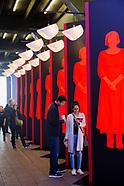 High Line Hulu Activation   The Handmaid's Tale
