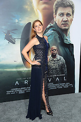 """Amy Adams at the premiere of """"Arrival"""".<br /> (Los Angeles, CA)"""