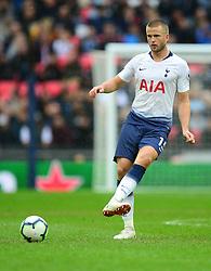 Eric Dier of Tottenham Hotspur - Mandatory by-line: Alex James/JMP - 06/10/2018 - FOOTBALL - Wembley Stadium - London, England - Tottenham Hotspur v Cardiff City - Premier League