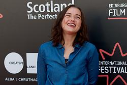 On the red carpet during the Edinburgh International Film Festival Premier of Daphne at Cineworld, Valentina Brazzinni, Friday 23rd June 2017(c) Brian Anderson | Edinburgh Elite media