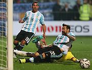 Copa America Chile 2015. Cuartos de Final. Viña del Mar. Estadio Sausalito. 26 de Junio de 2015. Argentina vs Colombia