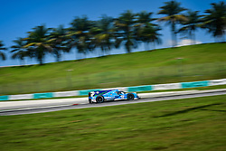 February 22, 2019 - Sepang, MALAISIE - 25 ALGARVE PRO RACING (POR) LIGIER JS P2 JUDD LMP2 MARK PATTERSON (USA) ANDERS FJORDBACH (DEN) CHRISTOPHER MCMURRY  (Credit Image: © Panoramic via ZUMA Press)
