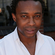 NLD/Amsterdam/20080724 - Modeshow Percy Irausquin tijdens de AIFW 2008, Regi Blinker
