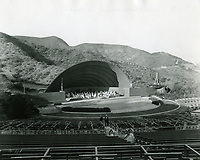1928 Third shell of The Hollywood Bowl
