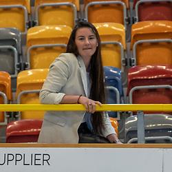 22-12-2019: Wielrennen: NK Baan Omnium: Apeldoorn <br />Parkhotel Valkenburg manager Esra Tromp