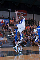 25 June 2011: Michael Henry (Illinois recruit) at the 2011 IBCA (Illinois Basketball Coaches Association) boys all star games.