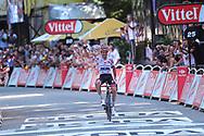 Arrival, Julian Alaphilippe (FRA - QuickStep - Floors) Polka dots jersey, winner during the 105th Tour de France 2018, Stage 16, Carcassonne - Bagneres de Luchon (218 km) on July 24th, 2018 - Photo George Deswijzen / Pro shots / ProSportsImages / DPPI