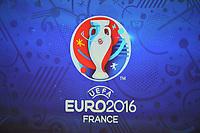 Logo Euro 2016 - illustration