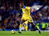 J F Christophe. Chelsea  Vs Southend United F A CUP 3rd Round  at  Stamford Bridge Stadium. 03/01/2009. <br /> Credit Colorsport / Kieran Gavin