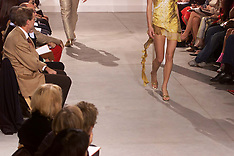 London Fashion week 2000