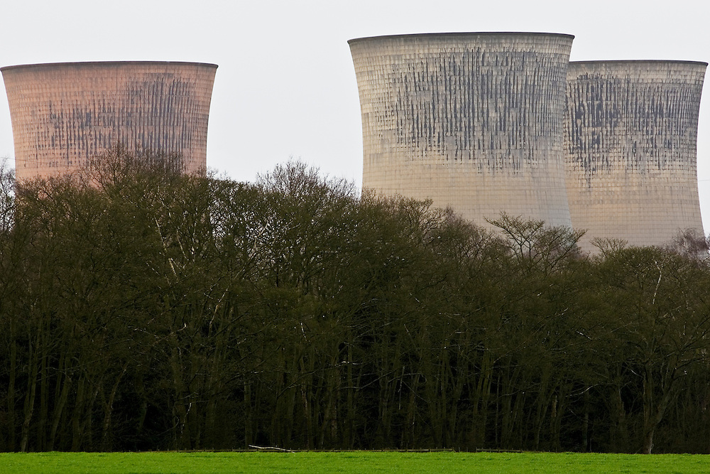 Drakelow Power Station, Staffordshire, United Kingdom