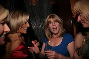 EMILY MAITLIS AND RACHEL JOHNSON, The launch of the new James Bond book Devil May Care, by Sebastian Faulks. 27 May at FIFTY, St James. London *** Local Caption *** -DO NOT ARCHIVE-© Copyright Photograph by Dafydd Jones. 248 Clapham Rd. London SW9 0PZ. Tel 0207 820 0771. www.dafjones.com.