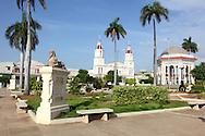 Cathedral in Manzanillo, Granma, Cuba.