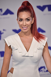 Farrah Abraham at the 2017 MTV Video Music Awards held at The Forum on August 27, 2017 in Inglewood, CA, USA (Photo by Sthanlee B. Mirador/Sipa USA)