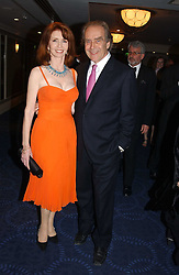 Actress JANE ASHER and her husband MR GERALD SCARFE at the 2005 British Book Awards held at The Grosvenor House Hotel, Park lane, London on 20th April 2005.<br /><br />NON EXCLUSIVE - WORLD RIGHTS