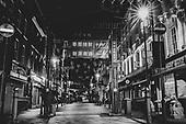 Pandemic London Streets