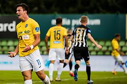 Michele Sego of NK Bravo during football match between NK Bravo and NK Mura in 6th Round of Prva liga Telekom Slovenije 2020/21, on October 4, 2020 in Stadium ZAK, Ljubljana, Slovenia. Photo by Grega Valancic / Sportida