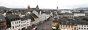 Mosel / Moezel is een wijnstreek in Duitsland rond de rivieren de Moezel. Trier. Een van de twee oudste steden van Duitsland<br /> <br /> Mosel / Moselle is a wine region in Germany around the rivers Moselle. Trier. One of the two oldest cities in Germany<br /> <br /> Op de foto / On the photo:  Uitzicht op de stad Trier / Overlooking the city of Trier