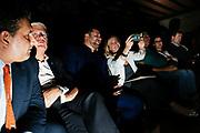 """Matteo Salvini e Giorgia Meloni partecipano ad """"Atreju"""" evento organizzato dal partito politico di destra Fratelli d'Italia. Roma 22 settembre 2017. Christian Mantuano / OneShot<br /> <br /> Matteo Salvini and Giorgia Meloni at 'Atreju' event organized by Fratelli d'Italia, italian right wing party. Rome 22 september 2017. Christian Mantuano / OneShot"""