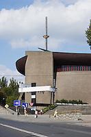 Arka Pana - Lord's Ark church -  Bieczyce Krakow Poland