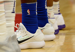 October 21, 2017 - Los Angeles, California, U.S. - Phoenix Suns vs. Los Angeles Clippers during an NBA basketball game at the Staples Center on Saturday, Oct 21, 2017 in Los Angeles. .(Photo by Keith Birmingham, Pasadena Star-News/SCNG) (Credit Image: © San Gabriel Valley Tribune via ZUMA Wire)