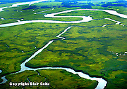 Marshlands, Delaware Bay Estuary, Cumberland Co., New Jersey