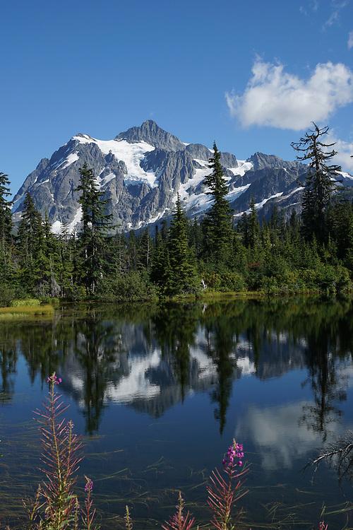 Mt. Shuksan, North Cascade National Park NW Washington state