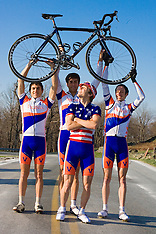 20070409 - University of Virginia Cycling Team Portraits