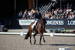 Schneider Dorothee, GER, Sisters Act Old Vom Rosencarree<br /> Longines FEI/WBFSH World Breeding Dressage Championships for Young Horses - Ermelo 2017<br /> © Hippo Foto - Dirk Caremans<br /> 06/08/2017