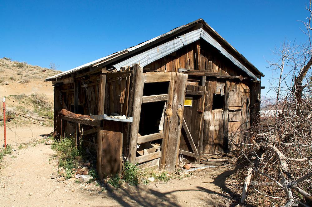 Burro Schmidt's house