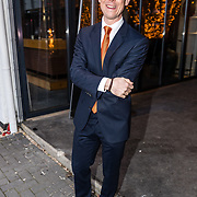 NLD/Amsterdam/20170315 - Inloop verkiezing  schaatser van het jaar 2017, <br /> Jochem Uytdehaage