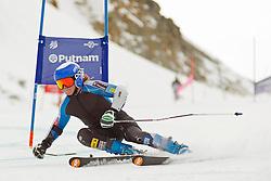 20.10.2013, Rettenbach Ferner, Soelden, AUT, FIS Ski Alpin, Training US Ski Team, im Bild Kieffer Christianson // Kieffer Christianson during the US Ski Team pre season training session on the Rettenbach Ferner in Soelden, Austria on 2013/10/20. EXPA Pictures © 2013, PhotoCredit: EXPA/ Mitchell Gunn<br /> <br /> *****ATTENTION - OUT of GBR*****