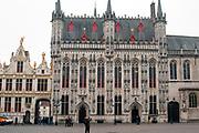 Historic city centre,Bruges, Belgium