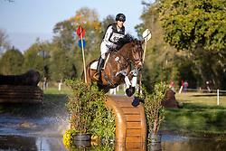Blom Merel, NED, Denim<br /> Mondial du Lion 2021<br /> © Hippo Foto - Dirk Caremans<br />  23/10/2021