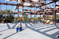 Meigs Point Nature Center at Hammonasset Beach State Park  <br /> Connecticut State Project No: BI-T-601<br /> Architect: Northeast Collaborative Architects  Contractor: Secondino & Son<br /> James R Anderson Photography New Haven CT photog.com<br /> Date of Photograph: 20 October 2015<br /> Camera View: 10