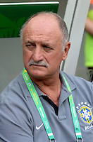Fifa Brazil 2013 Confederation Cup / Group A Match /<br /> Brazil vs Japan 3-0  ( National / Mane Garrincha Stadium - Brasilia , Brazil )<br /> Luis Felipe Scolari - Coach of Brazil ,  prior the match between Brazil and Japan