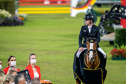 Ehning Marcus, GER, Pret A Tout<br /> CHIO Aachen 2021<br /> © Hippo Foto - Sharon Vandeput<br /> 18/09/21