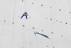 24.02.2017, Lahti, FIN, FIS Weltmeisterschaften Ski Nordisch, Lahti 2017, Nordische Kombination, Skisprung, im Bild Philipp Orter (AUT) // Philipp Orter of Austria during Skijumping of Nordic Combined competition of FIS Nordic Ski World Championships 2017. Lahti, Finland on 2017/02/24. EXPA Pictures © 2017, PhotoCredit: EXPA/ JFK