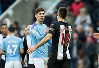 Football - 2019 / 2020 Premier League - Newcastle United vs. Manchester City<br /> <br /> John Stones of Manchester City at full time, at St James' Park.<br /> <br /> COLORSPORT/BRUCE WHITE
