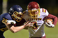 Avon Lake at Olmsted Falls varsity football on October 19, 2018. Images © David Richard and may not be copied, posted, published or printed without permission.