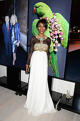 Singer SINITTA at a party to launch the Autumn/Winter 2013 Candy Magazine held at The Saatchi Gallery, Duke of York's HQ, King's Road, London on 15th October 2013.