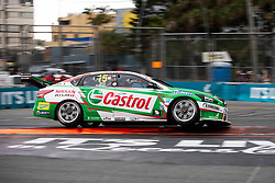 October 21, 2018 - Gold Coast, QLD, U.S. - GOLD COAST, QLD - OCTOBER 21: Rick Kelly / Garry Jacobson in the Castrol Racing Nissan Ultima during the race at The 2018 Vodafone Supercar Gold Coast 600 in Queensland, Australia. (Photo by Speed Media/Icon Sportswire) (Credit Image: © Speed Media/Icon SMI via ZUMA Press)