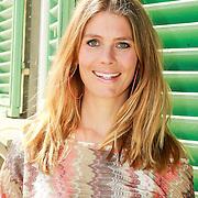 ITA/Lucca /20130521 - Presenttie Cast film De Toscaanse Bruiloft, Kee Huidekoper