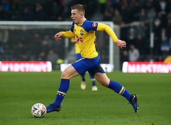 January 5, 2019 - Derby, England, United Kingdom - Derby, England - 05 January, 2019.Southampton's Matt Targett.during FA Cup 3rd Round between Derby County  and Southampton at Pride Park stadium , Derby, England on 05 Jan 2019. (Credit Image: © Action Foto Sport/NurPhoto via ZUMA Press)