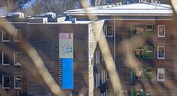 06.12.2017, Jugendsporthaus, Schladming, AUT, im Bild das Jugendsporthaus, Internat der Ski-NMS und Ski-Akademie Schladming. Eine Absolventin erhob Vorwürfe, wonach hier sexuelle Übergriffe und Gewalt in Form von Schlagen, Grapschen und Pastern mit einer Drahtbürste stattfanden // The worldwide outing-wave of women to be victims of sexual violence does not stop even before Austria. According to the statements of a anonymous former ski racer the ski school Schladming with the associated boarding gets in focus of the current public discussion. The picture shows the boarding Jugendsporthaus in Schladming, Austria on 2017/12/06. EXPA Pictures © 2017, PhotoCredit: EXPA/ Martin Huber
